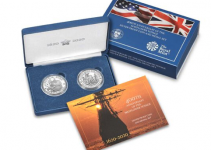 United States Mint Announces Pricing For Mayflower 400th Anniversary Coins and Medals