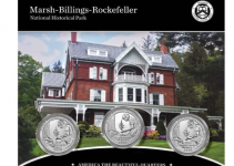 Marsh-Billings-Rockefeller 3-Coin Set
