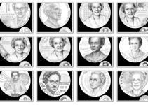 Katherine Johnson Congressional Gold Medal Design Candidates