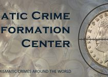 Numismatic Crime Information Center Banner
