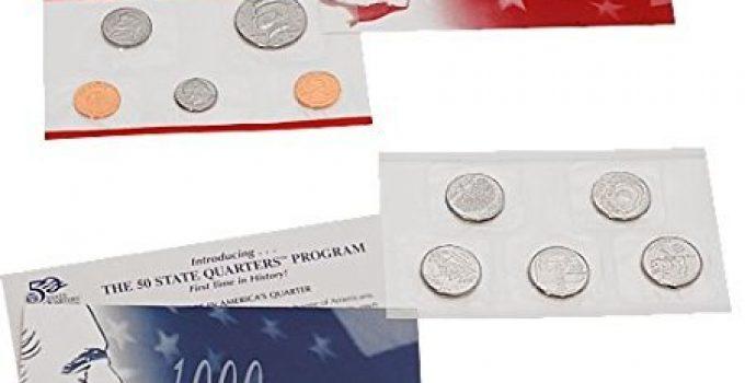 1999 United States Mint Uncirculated Set
