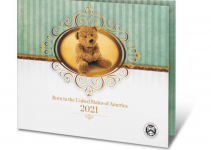 2021 Birth Set (Image Courtesty of The United States Mint)