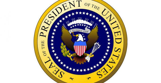 Seal of the President of the United States