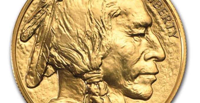 2021 American Buffalo Bullion Coin (Image Courtesy of APMEX)