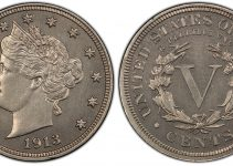 1913 Liberty nickel PCGS PR66