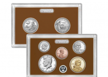 2021 Proof Set (Image Courtesty of The United States Mint)