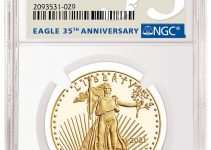 202-W American Eagle Gold Proof (Image Courtesy of NGC)