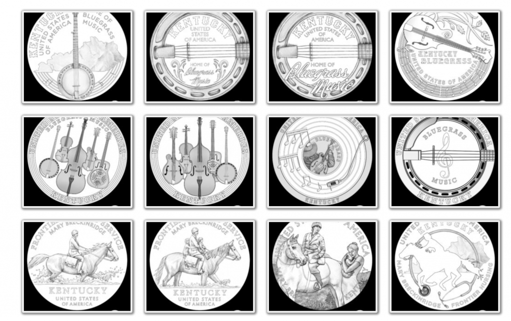 Kentucky American Innovation Dollar Design Candidates (Image Courtesy of The United States Mint) - Page 2