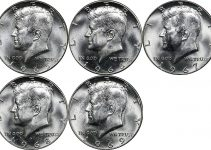 Today's Deal – 1960s Kennedy Half Dollar 40% Silver Set
