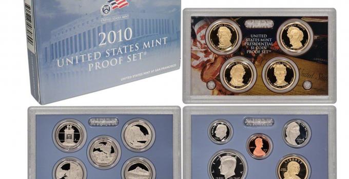 2010 United States Proof Set