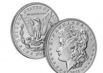First Look! The 2021 Morgan Dollar