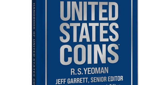 Whitman Publishing Announces New 2022 Edition Official Blue Book of United States Coins