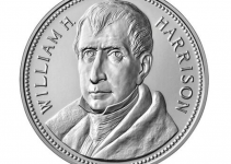 William Henry Harrison Presidential Silver Medal Sales Start Today
