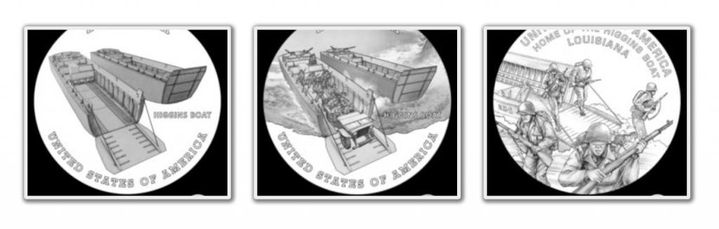 2023 American Innoation Dollar Design Candidates - Louisiana Page 2
