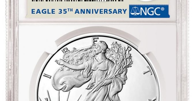 NGC Special Labels and Designations for the New 2021-W Proof Silver Eagles